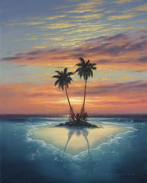 Http www shafferfineart com island love