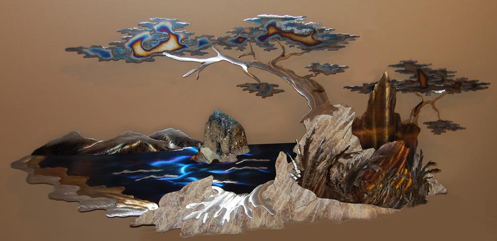 Malka Design Wall Art : Handmade metal wall designs design trends